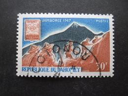 DAHOMEY N°259 Oblitéré - Bénin – Dahomey (1960-...)