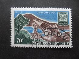 DAHOMEY N°260 Oblitéré - Bénin – Dahomey (1960-...)