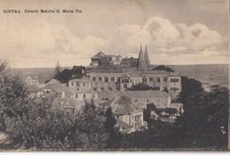 SINTRA: Palacio Rainha D. Maria Pia - Portugal