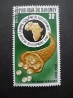 DAHOMEY N°281 Oblitéré - Bénin – Dahomey (1960-...)