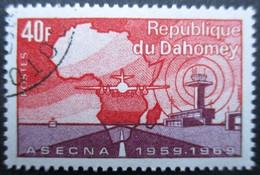 DAHOMEY N°289 Oblitéré - Bénin – Dahomey (1960-...)