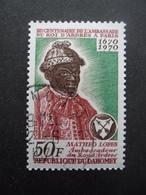 DAHOMEY N°292 Oblitéré - Bénin – Dahomey (1960-...)