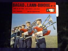 Bagad De Lann-Bihoué N°2: War Zu An Heol-Bale Kadoudal/ 45t Arfolk AK 452 - Vinyles