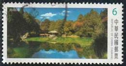 Taïwan 2018 Yv. N°3896 - Lac Jiemei - Oblitéré - 1945-... République De Chine