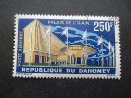 DAHOMEY Poste Aérienne N°22 Oblitéré - Bénin – Dahomey (1960-...)
