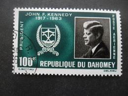 DAHOMEY Poste Aérienne N°34 Oblitéré - Bénin – Dahomey (1960-...)