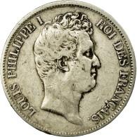 Monnaie, France, Louis-Philippe, 5 Francs, 1831, Paris, TB, Argent - France