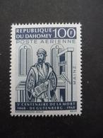DAHOMEY Poste Aérienne N°74 Neuf ** - Bénin – Dahomey (1960-...)