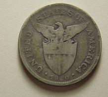 Philippines 50 Centavos 1920 Silver - Philippines