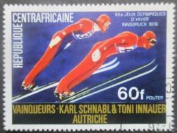 CENTRAFRIQUE N°263 Oblitéré - Centrafricaine (République)