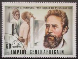 CENTRAFRIQUE N°268 Oblitéré - Centrafricaine (République)