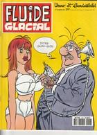 Rare Revue Fluide Glacial N°213 Mars 1994 - Fluide Glacial