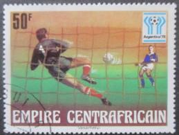 CENTRAFRIQUE N°315 Oblitéré - Centrafricaine (République)