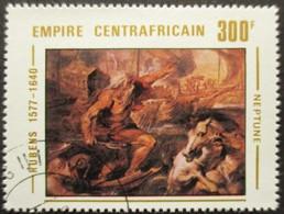 CENTRAFRIQUE N°323 Oblitéré - Centrafricaine (République)