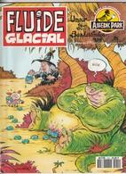 Rare Revue Fluide Glacial N°210 Décembre 1993 - Fluide Glacial