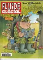 Rare Revue Fluide Glacial N°319 Janvier 2003 - Fluide Glacial