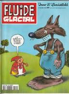 Rare Revue Fluide Glacial N°262 Avril 1998 - Fluide Glacial