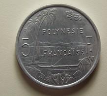 French Polynesia 5 Francs 1994 - Polynésie Française