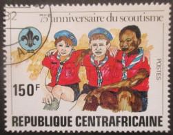CENTRAFRIQUE N°492 Oblitéré - Centrafricaine (République)