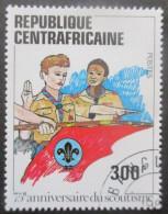 CENTRAFRIQUE N°494 Oblitéré - Centrafricaine (République)