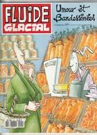Rare Revue Fluide Glacial N°201 Mars 1993 - Fluide Glacial