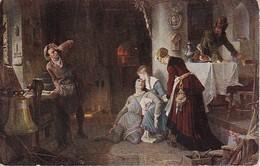 AK Breslau - Der Glockenguss Zu Breslau  (39682) - Schlesien