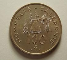 New Caledonia 100 Francs 1984 - Nouvelle-Calédonie