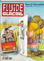 Rare Revue Fluide Glacial N°266 Aout 1998 - Fluide Glacial