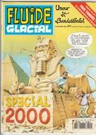 Rare Revue Fluide Glacial N°200 Février 1993 - Fluide Glacial