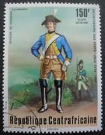 CENTRAFRIQUE Poste Aérienne N°145 Oblitéré - Centrafricaine (République)