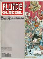 Rare Revue Fluide Glacial N°224 Février 1995 - Fluide Glacial