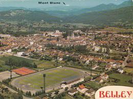 BELLEY  Vue Générale  - Stade - - Belley