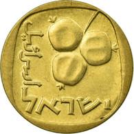 Monnaie, Israel, 5 Agorot, 1962, Tel Aviv, TTB, Aluminum-Bronze, KM:25 - Israel