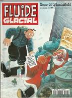 Rare Revue Fluide Glacial N°222 Décembre 1994 - Fluide Glacial