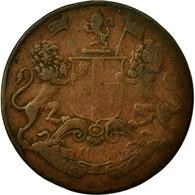 Monnaie, INDIA-BRITISH, 1/4 Anna, 1835, TB, Cuivre, KM:446.1 - Inde