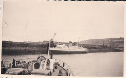 Foto Photo (6,5 X 11 Cm) Boot Bateau Pat ? Douvre Mai 1947 - Bateaux