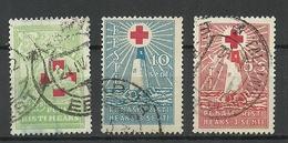 Estland Estonia 1931 Michel 90 - 92 O - Estonie
