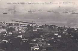 (06) GOLFE JUAN . Vue Générale De La Rade . Panorama De L'Armée Navale - Autres Communes