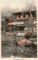 (90)  CPA  Ginkakuji  At Kyoto   (bon état) - Kyoto