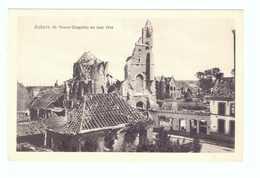 59 Aubers Bei Neuve Chapelle Juni Juin 1915 , Carte Occupation Allemande Ruines Feldpostkarte Guerre 1914 1918 - France