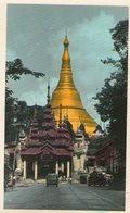 (90)  CPA  Rangoon   (bon état) - Myanmar (Burma)