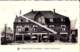 CHIMAY (Centre Touristique) - L'Emmaus, Hôtel-Restaurant - Chimay