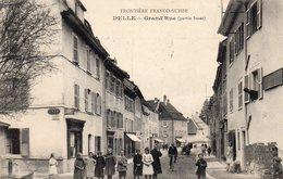 Delle - Grand' Rue ( Partie Basse) - Delle