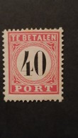 Ned.Indië - Port Nr. P11B T.IV (postfris) - Indes Néerlandaises
