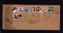 Niue Interesting Airmail Letter - Niue