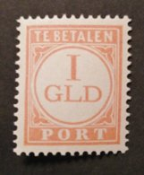 Ned.Indië - Port Nr. P38 (postfris) - Indes Néerlandaises