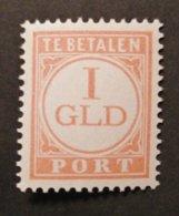 Ned.Indië - Port Nr. P38 (postfris) - India Holandeses