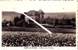 JUPILLE-sur-OURTHE - L'Hôtel Des Tilleuls - Rendeux