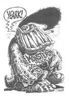 Joan Monstre - Bandes Dessinées