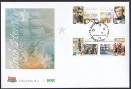 Irland Eire , 2001, Heritage FDC - 1949-... Repubblica D'Irlanda
